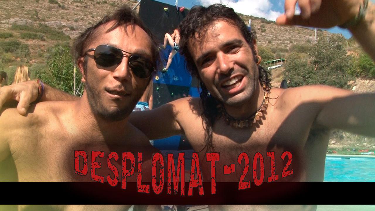 Philippe & Urko - Welcome Desplomat 2012