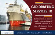 Cad Drafting Services TX | 8174732720 | dfwcad.com