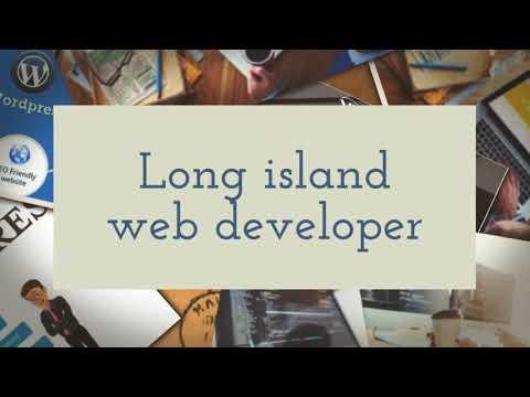 Long Island Freelance Web Designer