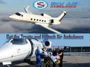 Utilize Air Ambulance from Chennai with Qualified Medical Crew