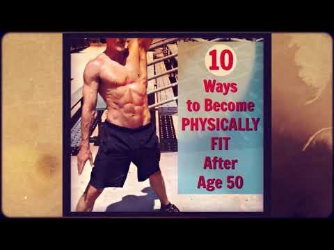 Fit After 50 For Men
