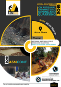 Africa Conference on Artisanal and Small-Scale Mining & Quarrying