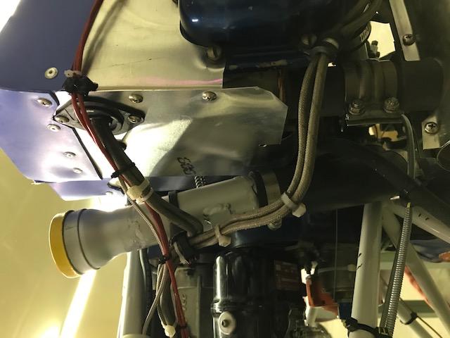 Modified Oil Filler Tube