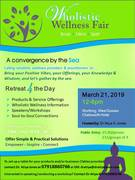 Wholistic Wellness Fair MARCH 21, 2019, WORTHING, UK