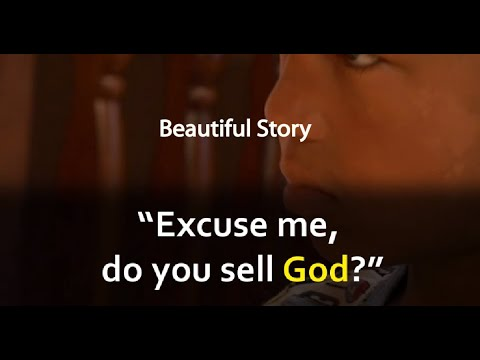 Excuse me, do you sell God..?