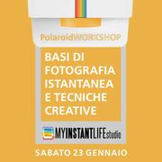workshop basi di fotografia istantanea