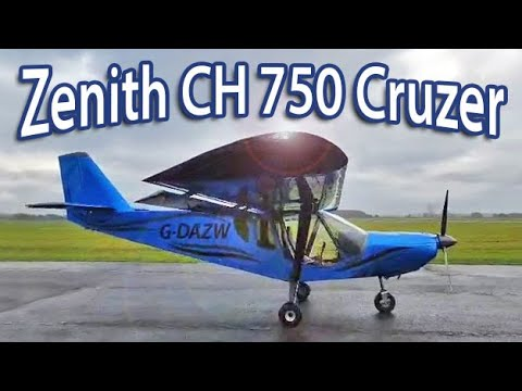 Zenith CH 750 Cruzer, powered by Rotax 912 ULS