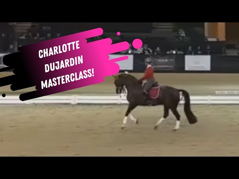Charlotte Dujardin: How To Improve Collection In Dressage