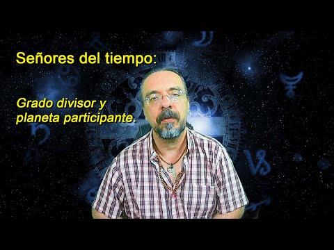 Grado divisor y planeta participante