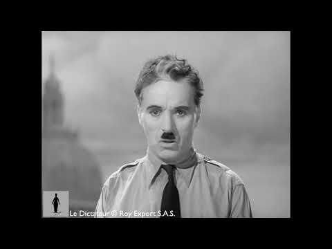 Charlie Chaplin - Le discours du Dictateur - VF - Français
