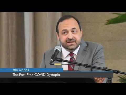 The Fact-Free COVID Dystopia | Thomas E. Woods. Jr.