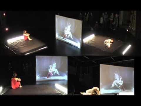 ChatRooms' prototype (2009) - Interactive Performance