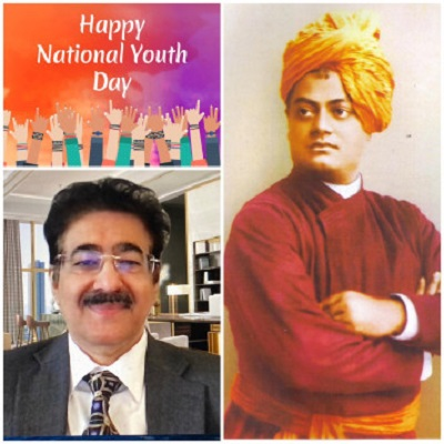 Atmanirbhar Bharat Has a Deep Meaning- Sandeep Marwah on NYD