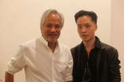 Michael ANdrew Law Cheuk Yui and Anish Kapoor