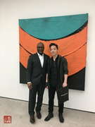 Michael Andrew Law Cheuk Yui and Theaster Gates
