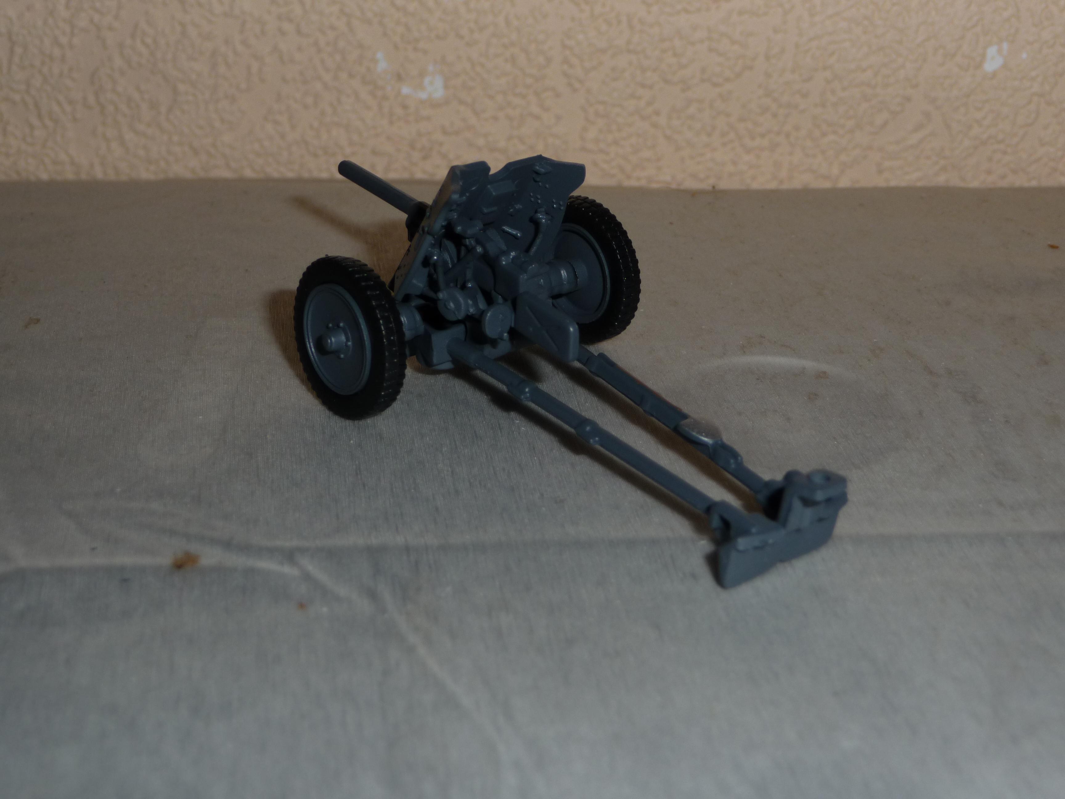 PAK 36 37mm AT Gun