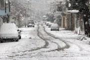 επέλαση του χιονιά