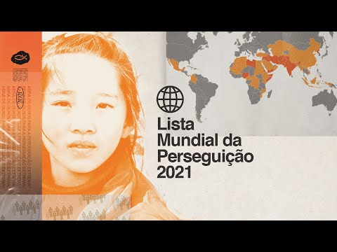 Lista Mundial da Perseguição 2021