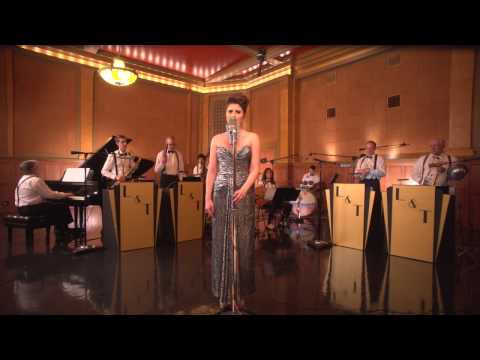 "Big Band cover of The Strokes' ""Someday"" - Lizzy & the Triggermen"