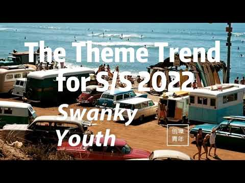 Swanky Youth - The Theme Trend for SS 2022 | POP Fashion