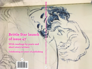 Brittle Star Magazine Launch -poetry readings