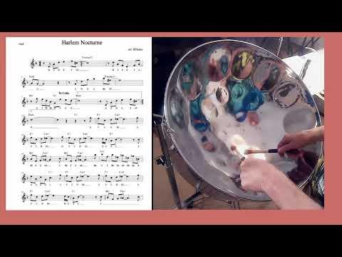 Tropical Shores Steel Drum Lessons Live Stream