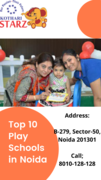 Top 10 Play Schools in Noida
