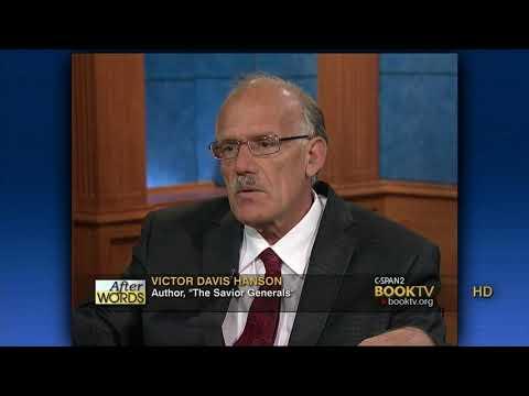 Victor Davis Hanson 2021 | Trump Agonistes