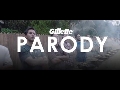 Gillette Parody Video