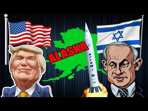 What is Israel doing in Alaska?!