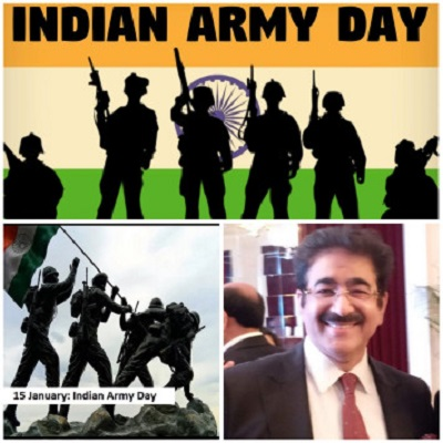 Indian Army Day Celebrated at AAFT University