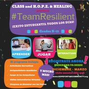 #TeamResilient -Student Success Every Day!