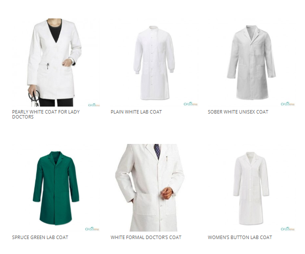 doctors uniform online in USA