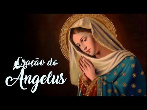 ORAÇÃO DO ANGELUS (Emocionante e Milagrosa)
