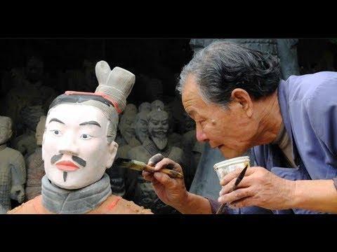 New Secrets Of The Terracotta Warriors Secret History - Channel 4
