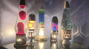 Candle powered lamps