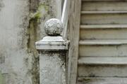 Είσοδος σε παλιό αρχοντικό...