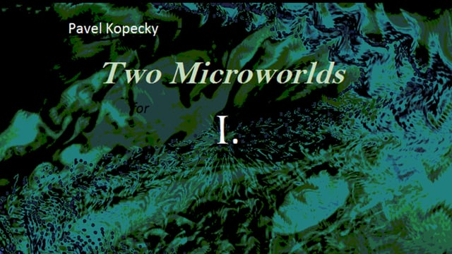 Two Microworlds - 1st part
