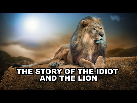 The Story Of The Idiot And The Lion