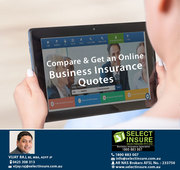 Compare and Get an Online Business Insurance Quotes