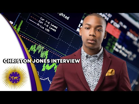 Christon Jones On Making Over $1M In Trading Stock Options At 13 Years Old