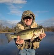 Another Nice Winter Bass