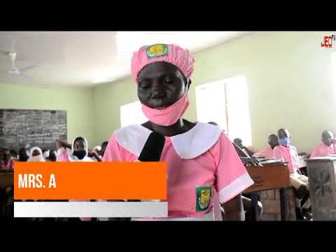 Video Human Angle Story   My dream is to become a classroom teacher - Mrs. Ajayi Folashade the 50 ye