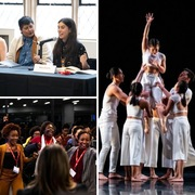 Dance/NYC Announces 2021 Symposium Full Schedule and Keynote Speakers:Dr. Aimee Meredith Cox, Gregory King, Ni'Ja Whitson and More