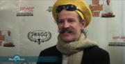 Tobias Huber At Music 4 Peace event at Sundance Festival