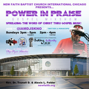 The Power In Praise Gospel Mixshow