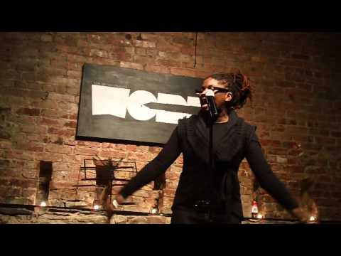 HBO Def Poetry Star Helena D. Lewis @ Mike Geffner Presents The Inspired Word
