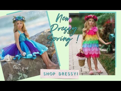 Spring Fashion Trends For Little Girls 2021