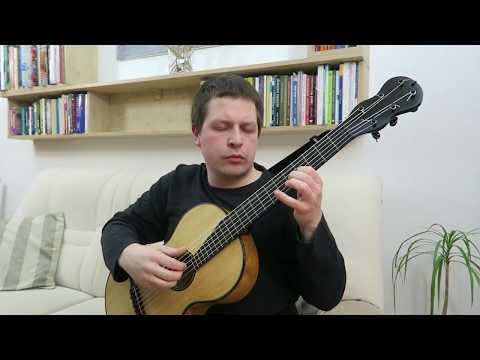 Matteo Carcassi - 25 studies, op. 60 - No. 7 Allegro in A minor