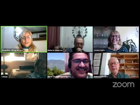 Conversatorio sobre la revolucion solar 11/02/2021